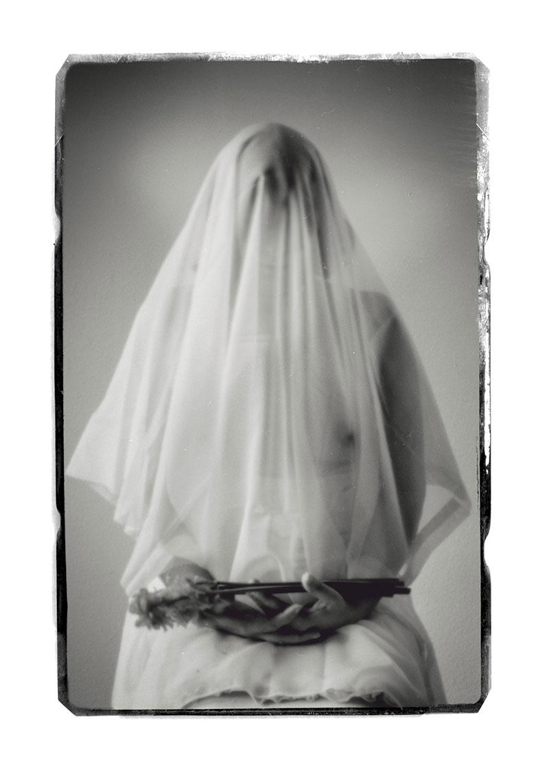 no 9982 - Braut verschleiert