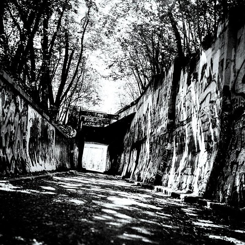 no 9942 - Tunnel, Ende und Licht