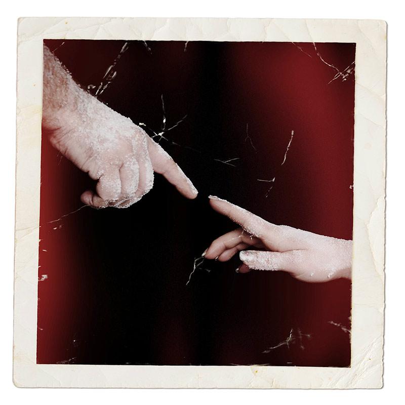 Fingerzeig des Lichtbildprophet