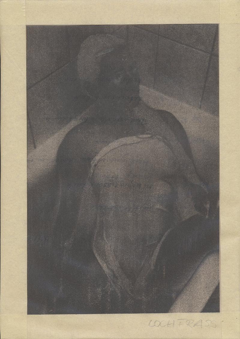 Lochfraß
