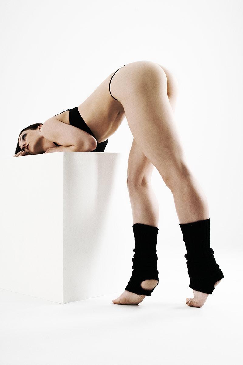 Sportlich und erotisch - Das besondere Shooting
