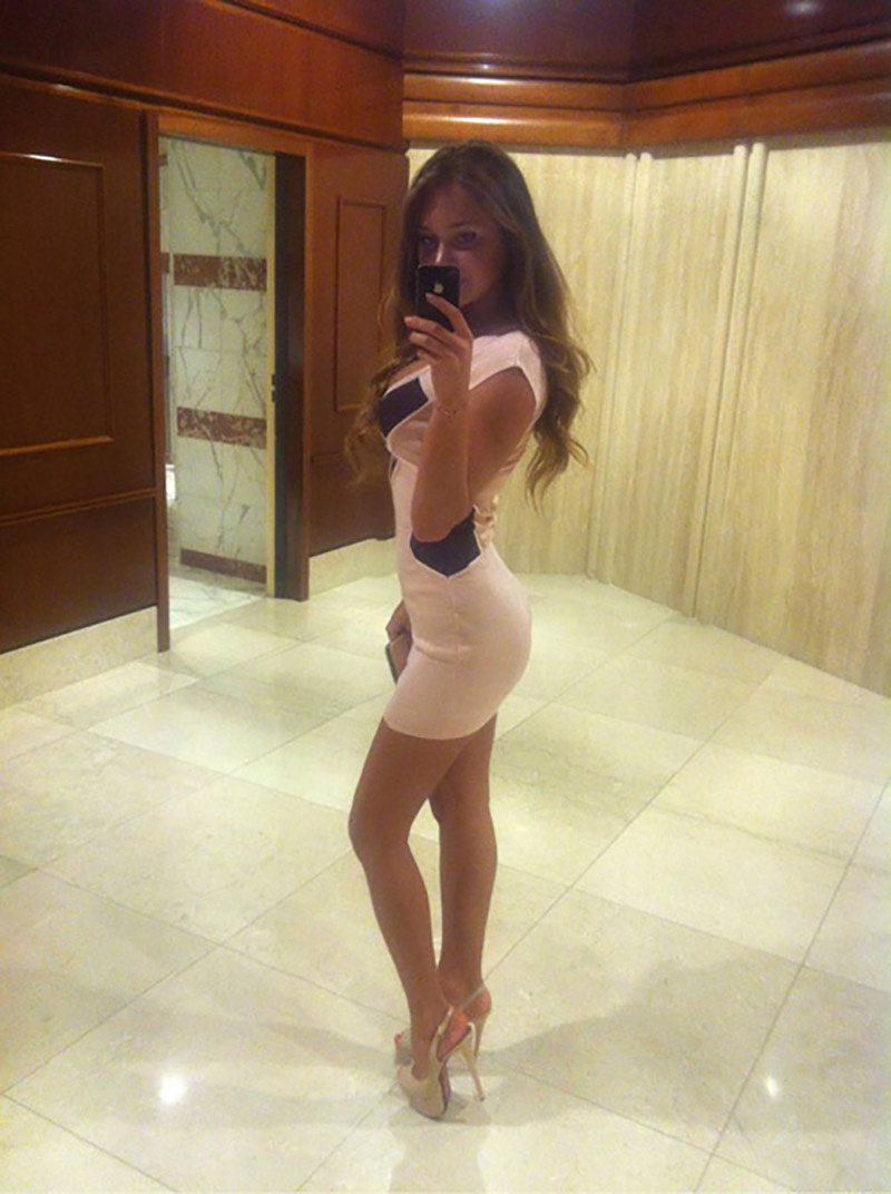 Anelis selfie