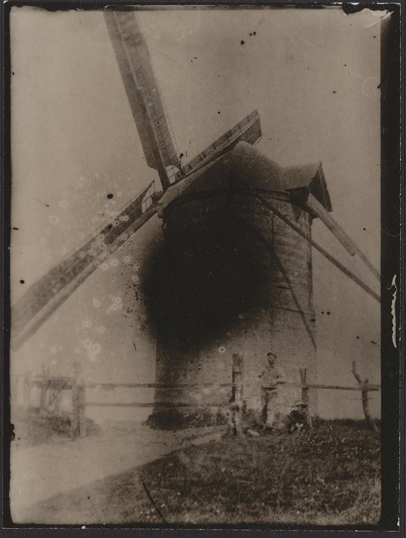 Durchgebrannt Mühle
