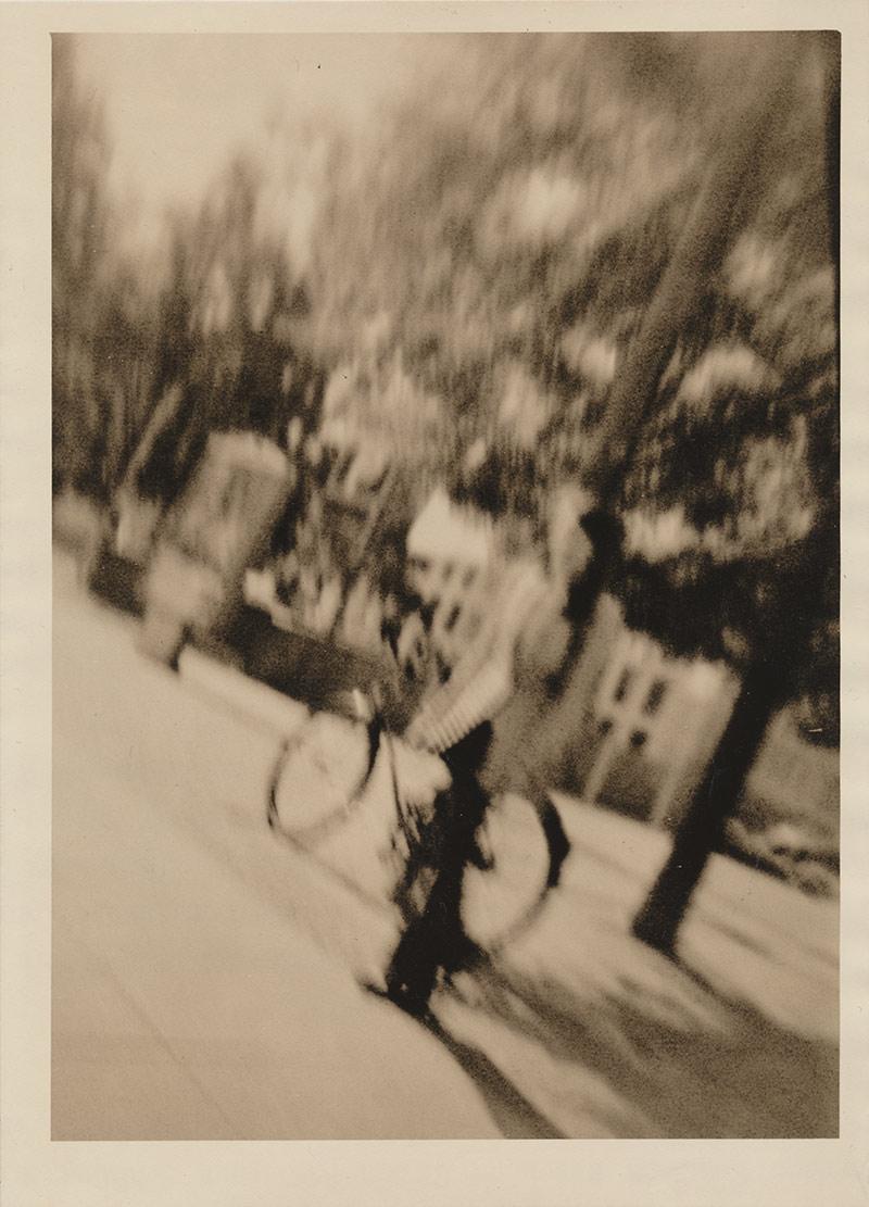 Nichtradfahrerin