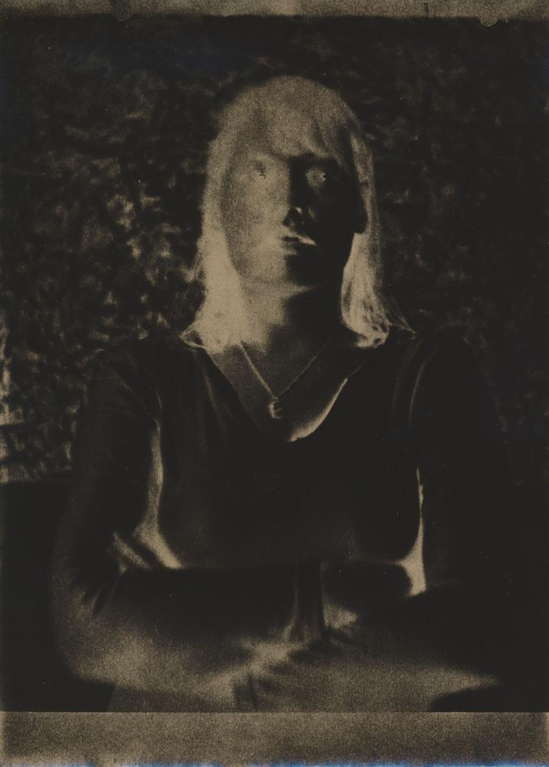 Ein Portrait - NegaPos